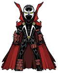 Spawn (second costume)