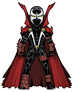 Spawn (second costume) by alexmicroheroes