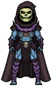 Skeletor by alexmicroheroes