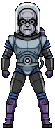 Mr. Freeze by alexmicroheroes