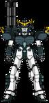 Gundam Heavyarms Kai by alexmicroheroes