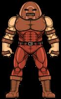 Juggernaut by alexmicroheroes