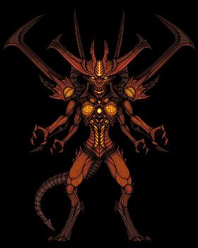 Diablo by alexmicroheroes