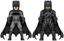 Batman (Batman v. Superman: Dawn of Justice) by alexmicroheroes