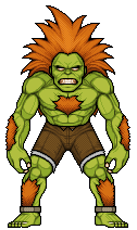 Blanka by alexmicroheroes