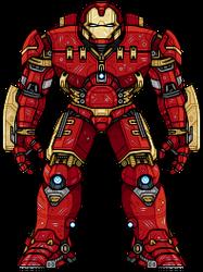 Iron Man (Mark XLIV Hulkbuster)