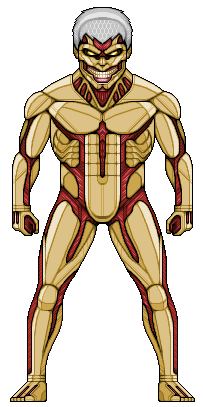 The Armored Titan by alexmicroheroes