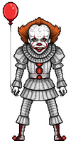 Pennywise the Dancing Clown (IT 2017)
