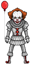 Pennywise the Dancing Clown (IT 2017) by alexmicroheroes