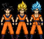 Goku- Series 1