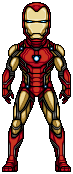 Iron Man (Avengers: Endgame) by alexmicroheroes