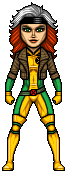 Rogue by alexmicroheroes