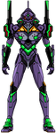 Evangelion Unit-01 by alexmicroheroes