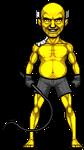 Roark Jr, aka 'That Yellow Bastard' by alexmicroheroes