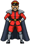 M. Bison by alexmicroheroes