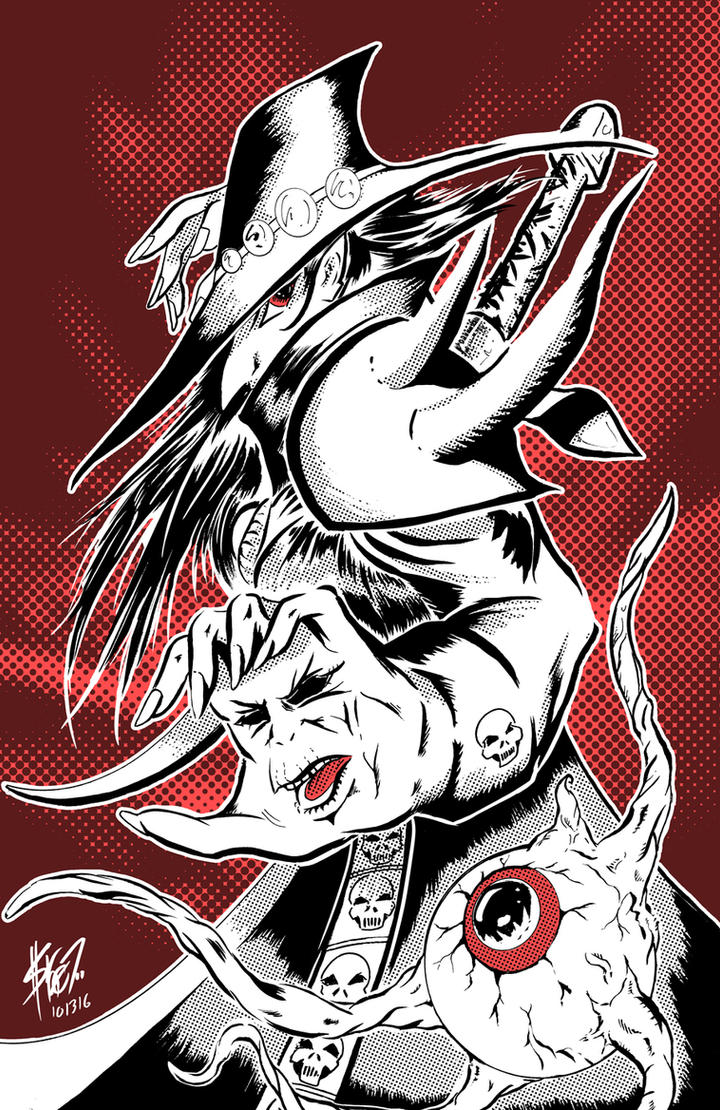 Vampire Hunter D by moneyk07