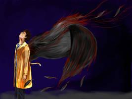 The Fallen Angel by Sweetapocalyptc