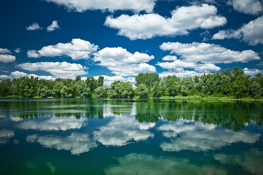 Lake by MarvinDiehl