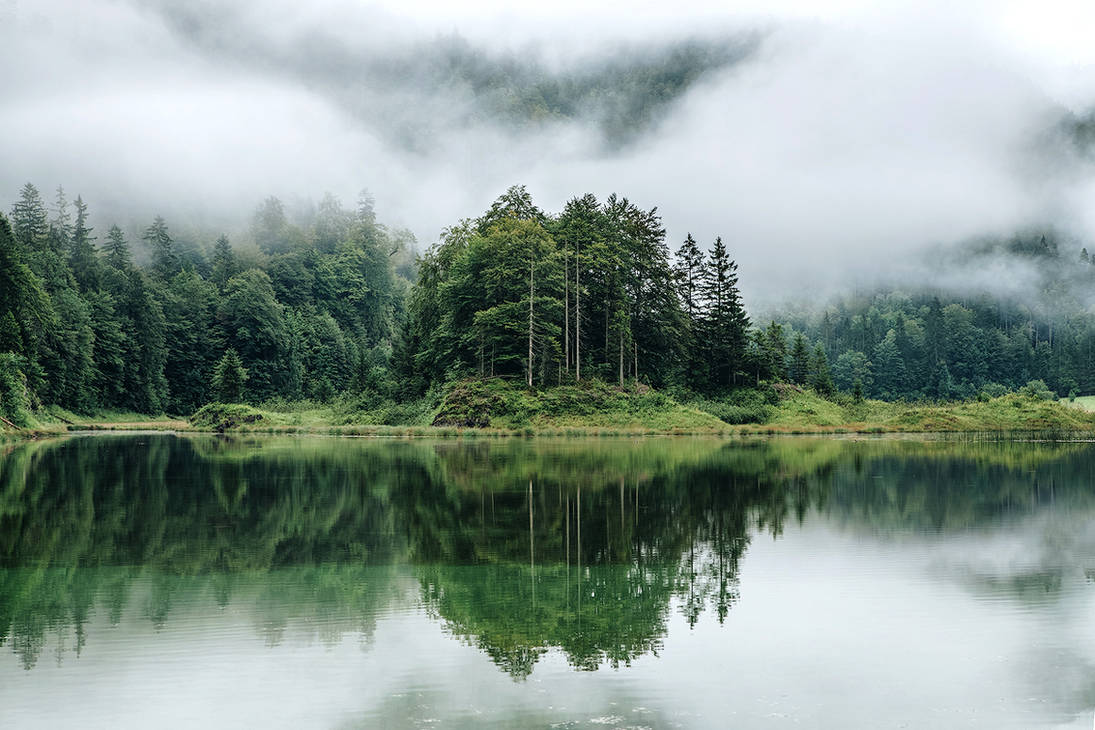 Wide See Reflections by MarvinDiehl