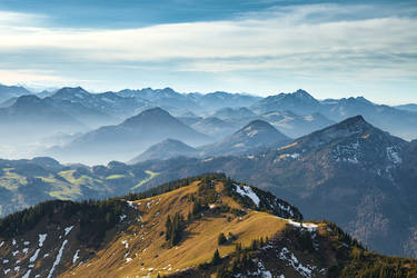 Blue Mountains by MarvinDiehl
