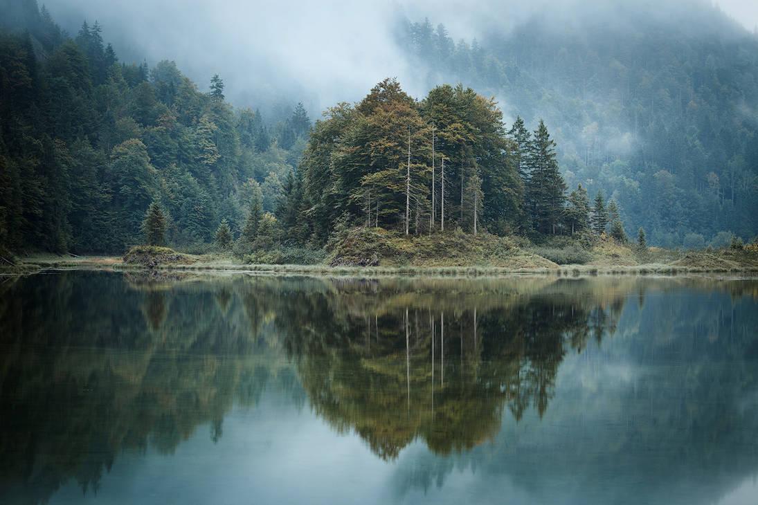 Silent Lake by MarvinDiehl