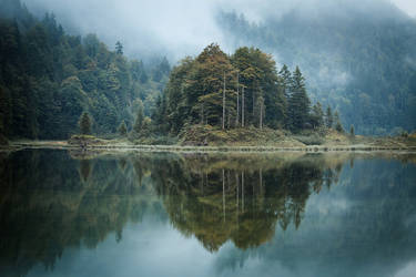 Silent Lake by MarvinDiehl