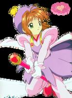 Sakura Card Captor Render by JessxFlyller