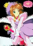 Sakura Card Captor Render