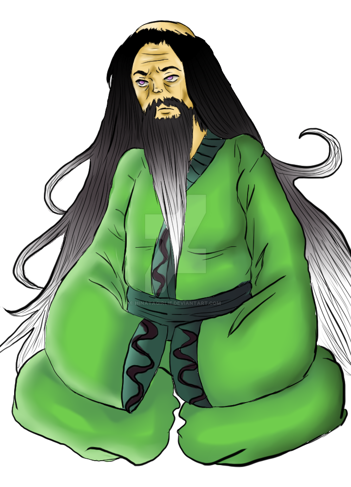 Councilmen Yun  by Hinatagirlie