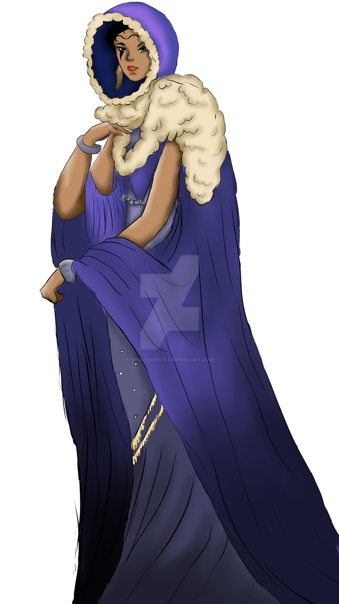 Councilwomen Chausiku by Hinatagirlie