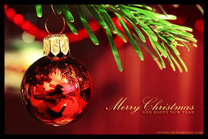 Merry Christmas by ivya-cz