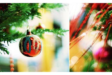 All those Christmas trees... by ivya-cz