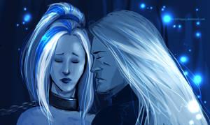 SGA: Wraith and Naeve