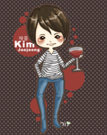 Commission: JaeJoong Wrong No.