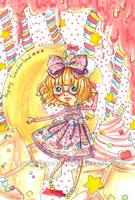 Commission: Sugary Wonderland by lemontree11