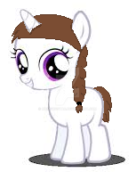 Mlp Filly Oc Maple by TotoroLoveingGirl