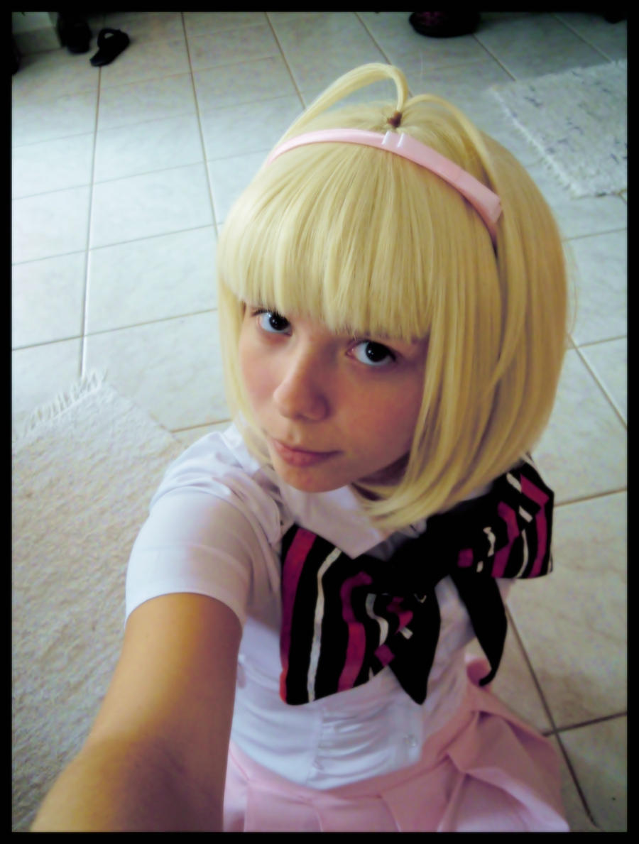 Ao no exorcist-Moriyama Shiemi by SakuIta222