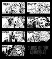 Clans of the Camarilla