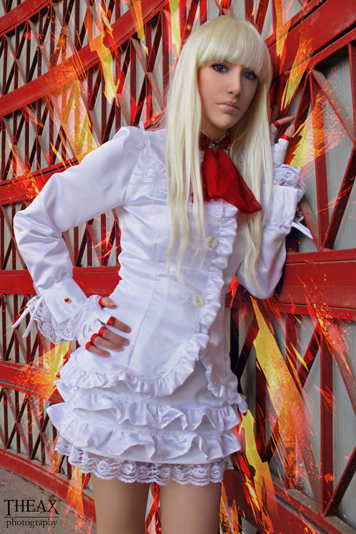 Cosplay Lili Tekken 6 by Hekady