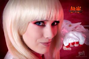 Lili Tekken by Hekady