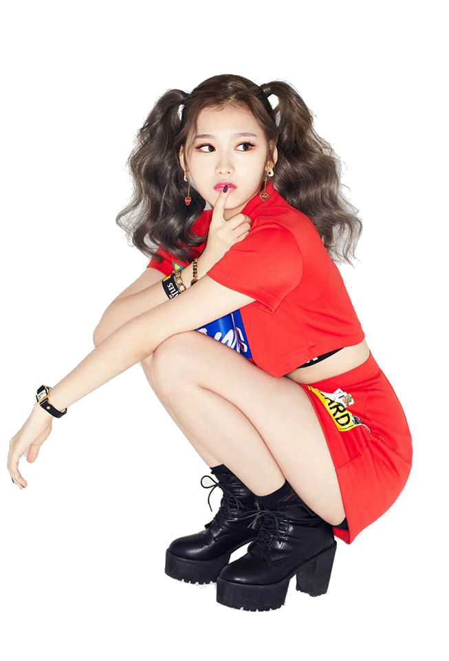 Twice Teaser PNG's: Ohh Ahh: Sana by Cammie-15