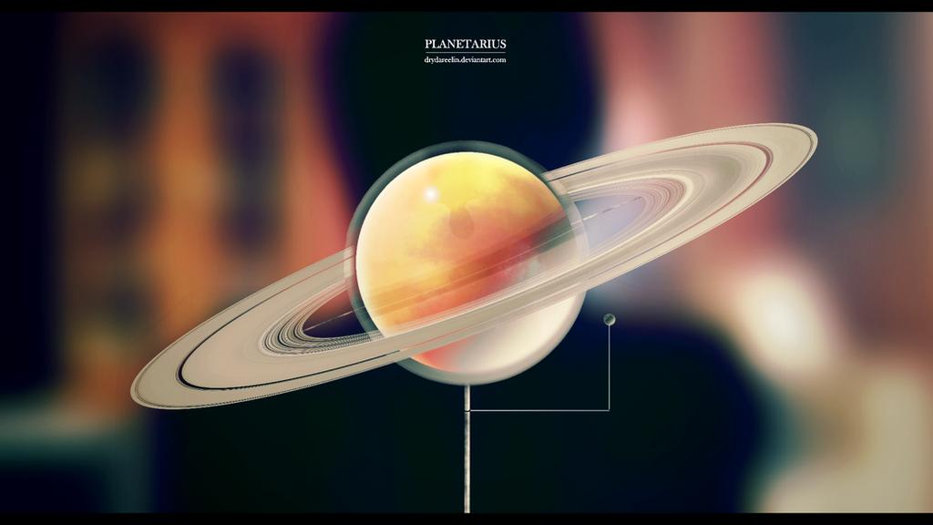 Planetarius by Drydareelin