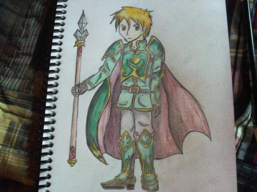 knight by okami985