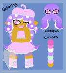 Octolingsona: Octerry [Reference Sheet]