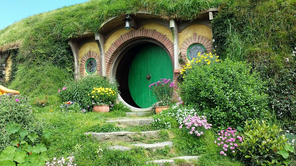 Hobbit House by CinderPhoto