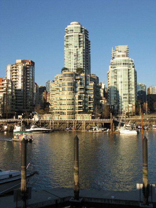 Vancover Harbor 2 by CinderPhoto