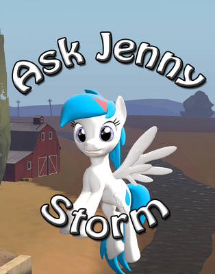 Ask Jenny Storm by GameAct3
