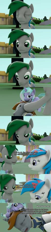 Fallout Equestria: Unknown World Page 7