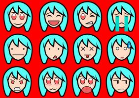 Emotions by Poribo