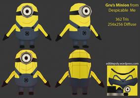 Gru's Minion by Poribo